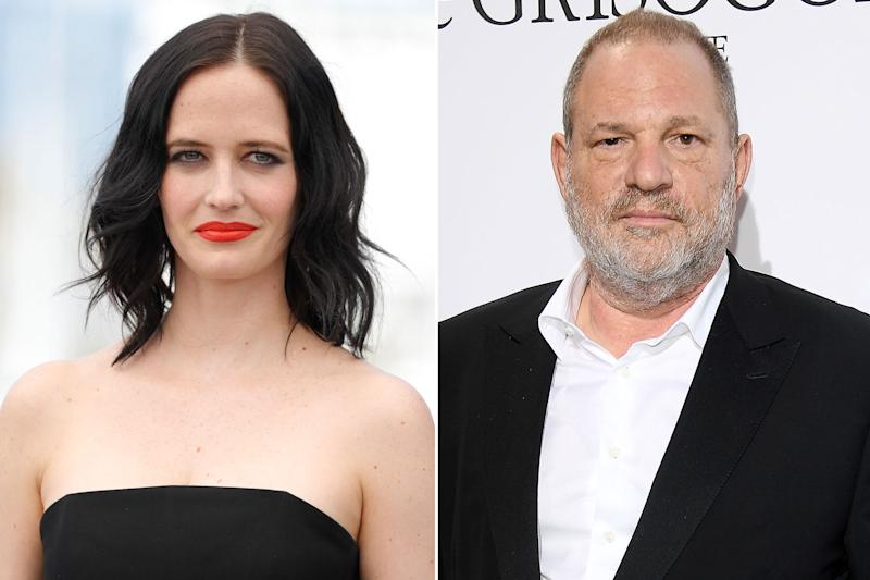 Eva Green Breaks Silence on Harvey Weinstein's Alleged Sexual Harassment: 'I Had to Push Him Off'