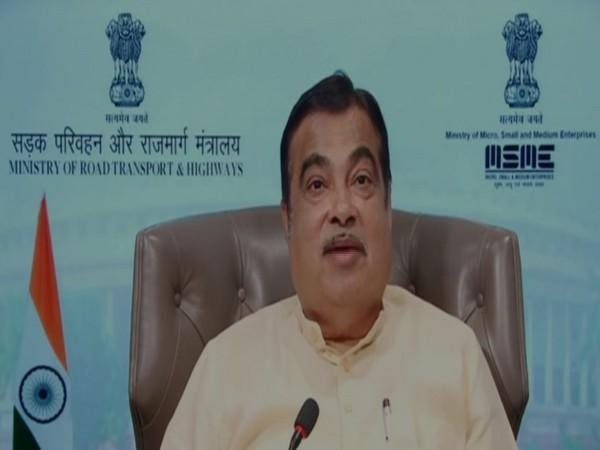Union Minister for MSMEs Nitin Gadkari.