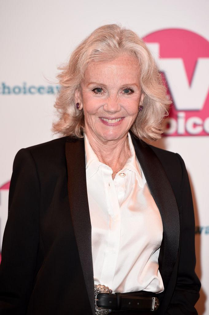 Hayley Mills attends The TV Choice Awards on Sept. 9, 2019, in London. (Photo: Eamonn M. McCormack/Getty Images)