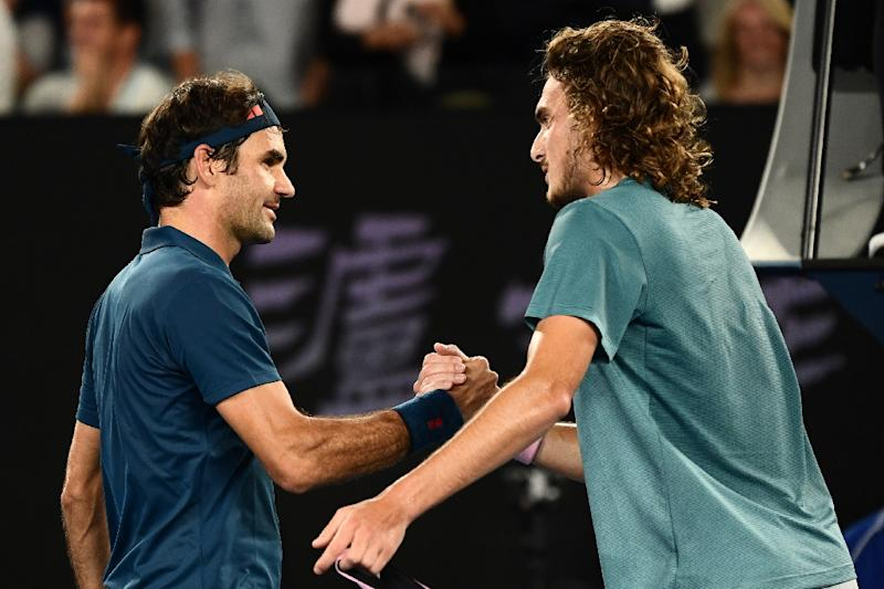 Roger Federer starts with win over Philipp Kohlschreiber at Dubai Tennis Championships