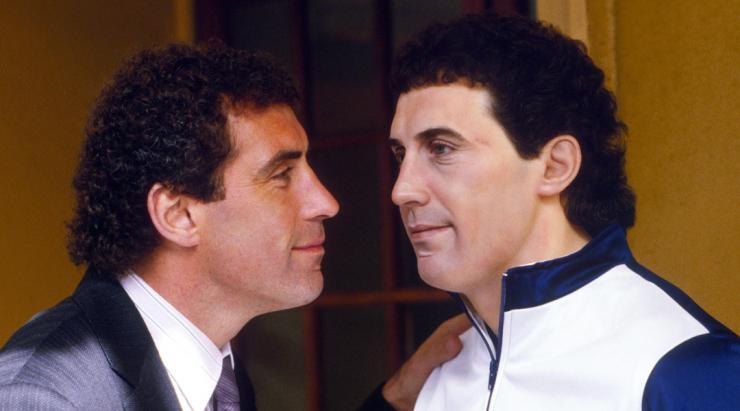 <p>Shilts, here, looking like something from an old episode of Doctor Who. </p>