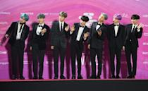 The BTS concerts are the latest events to be cancelled or postponed as the coronavirus outbreak has spread in South Korea, the world's 12th-largest economy