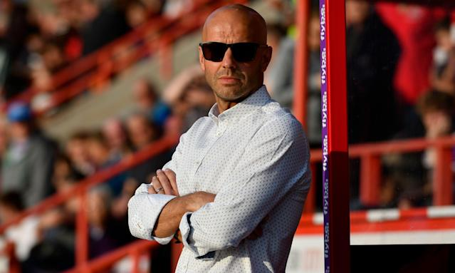 Paul Tisdale was appointed Exeter City manager in June 2006 after five years at Team Bath.