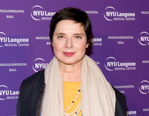 <p>This actress, 64, is a star in her own right, but can you guess her Oscar-winning mom? (Photo by Noam Galai/WireImage) </p>