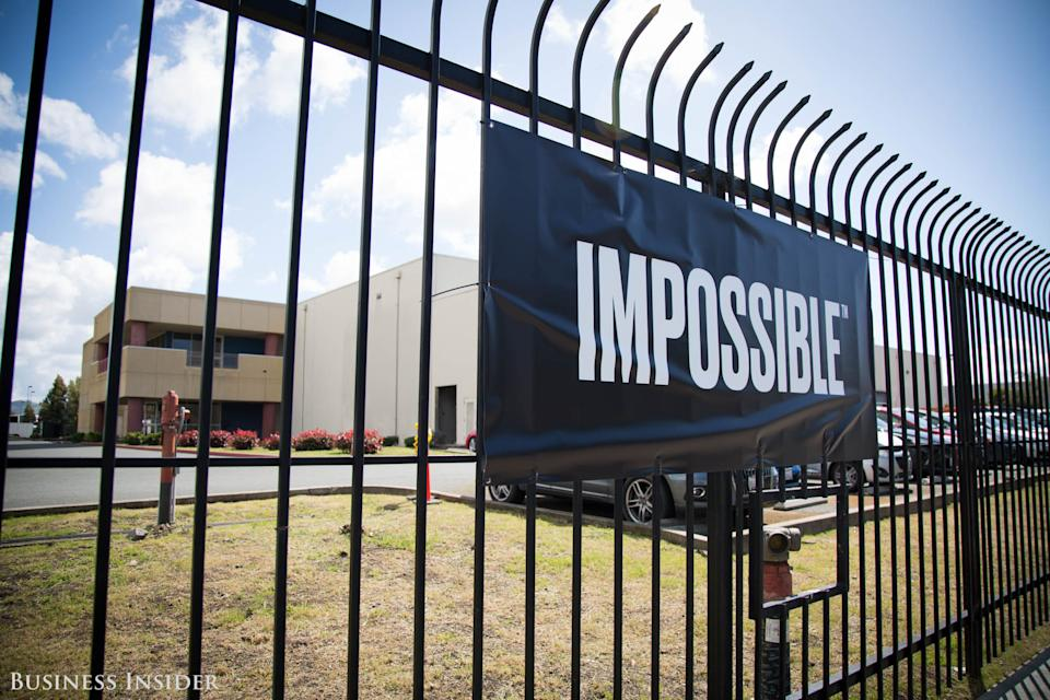 impossible foods factory 2963