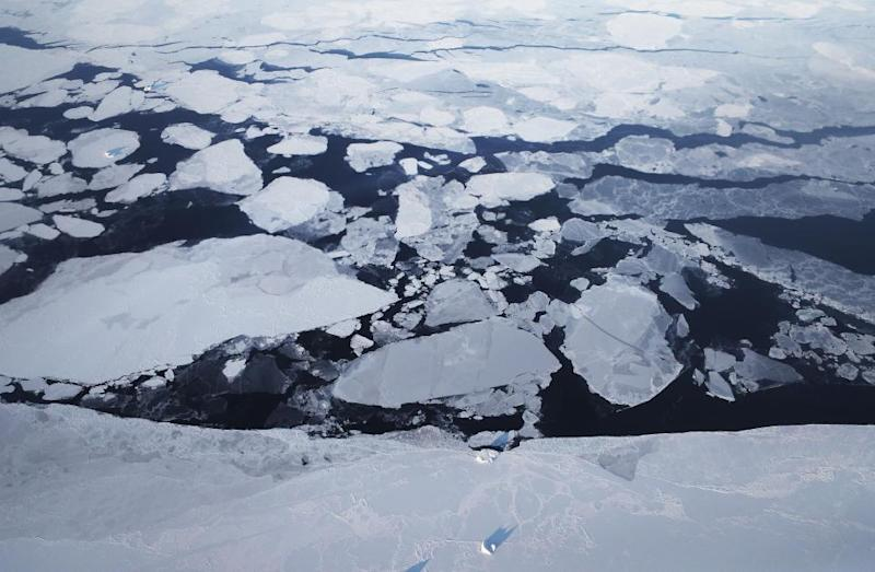 'Extreme' warm temps hit North Pole during what's usually a cold time