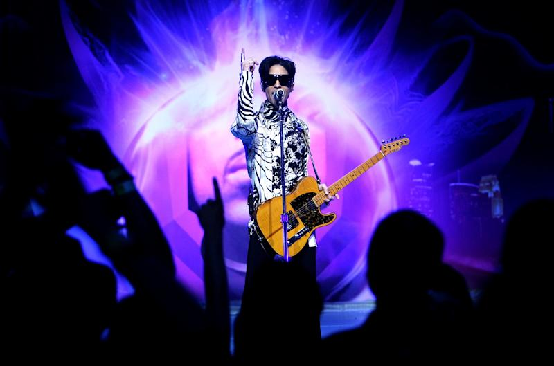 Prince Estate Cuts Merchandising Deal with Minnesota Twins