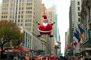 Views at New Hotel in Midtown Manhattan Bring Thanksgiving Day Parade to Life