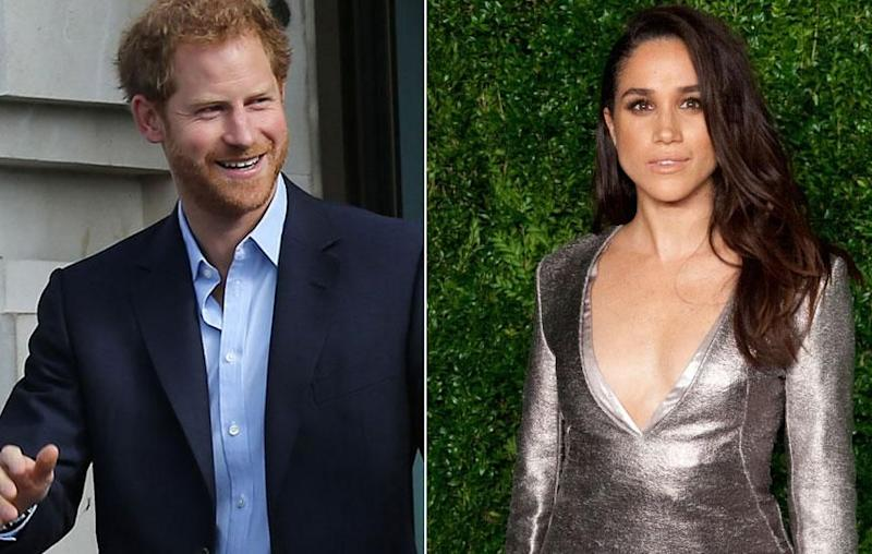 Meghan Markle did not attend the ceremony with Prince Harry. Source: Getty