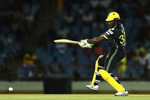 All eyes will be on Chris Gayle