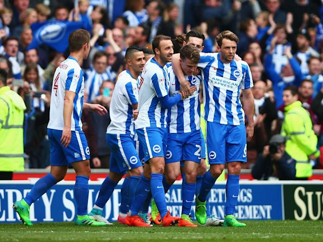 Solly March's second-half goal proved to be the winner: Getty