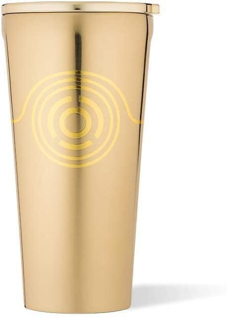 <p>Keep yourself hydrated in the summer heat with this <span>Corkcicle Star Wars Collection Triple Insulated Stainless Steel C3PO Travel Mug</span> ($35). It will keep your drinks cool all day long.</p>