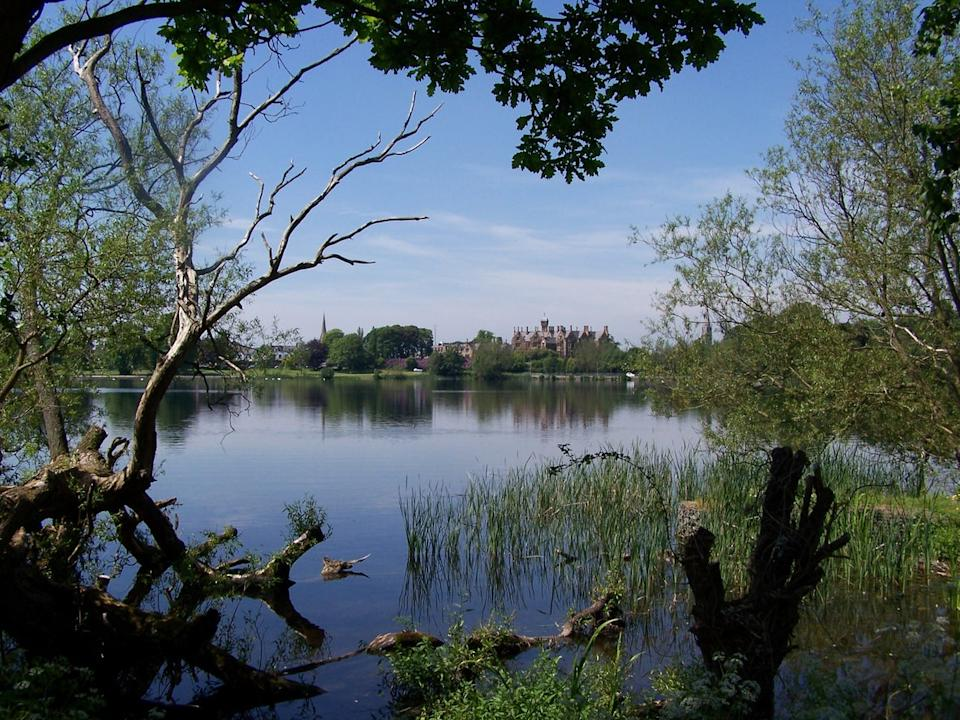 Lurgan Park is the second largest urban park in IrelandGetty Images/iStockphoto