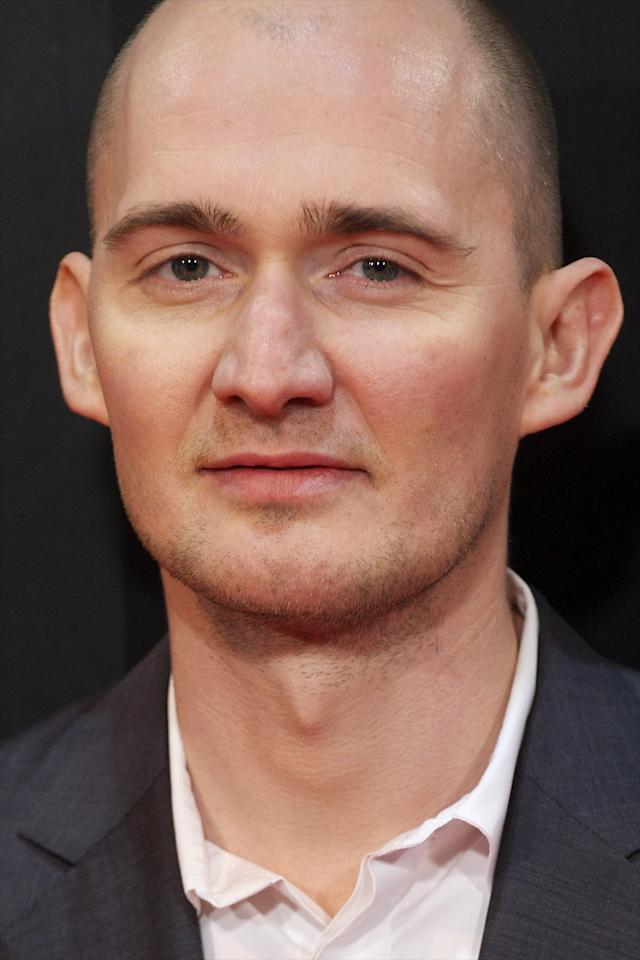 """MADRID, SPAIN - FEBRUARY 14:  Director James Watkins attends """"The Woman in Black"""" (La Mujer de Negro) premiere at Callao cinema on February 14, 2012 in Madrid, Spain.  (Photo by Carlos Alvarez/Getty Images)"""