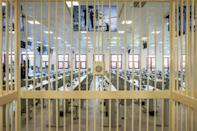 Hundreds of suspected members of the 'Ndrangheta, Italy's most powerful mafia group, will go on trial at a specially outfitted building in Lamezia Terme, Calabria