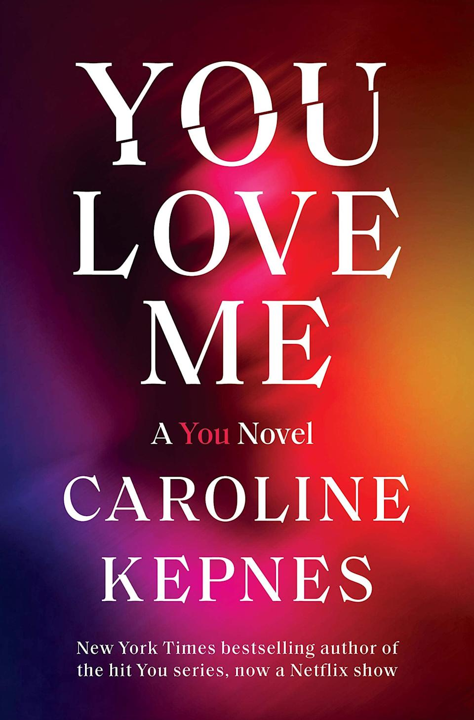 "<p>Joe returns in the third installment of Caroline Kepnes' <strong>You</strong> series, <a href=""https://www.amazon.com/You-Love-Me-Novel/dp/0593133781/"" class=""link rapid-noclick-resp"" rel=""nofollow noopener"" target=""_blank"" data-ylk=""slk:You Love Me""><strong>You Love Me</strong></a>. This time around, Joe has moved to the Pacific Northwest where he's starting over as a librarian. However, it doesn't take long for him to give in to his worst impulses when he becomes fixated on his co-worker, Mary Kay DiMarco. </p> <p><em>Out April 6</em></p>"