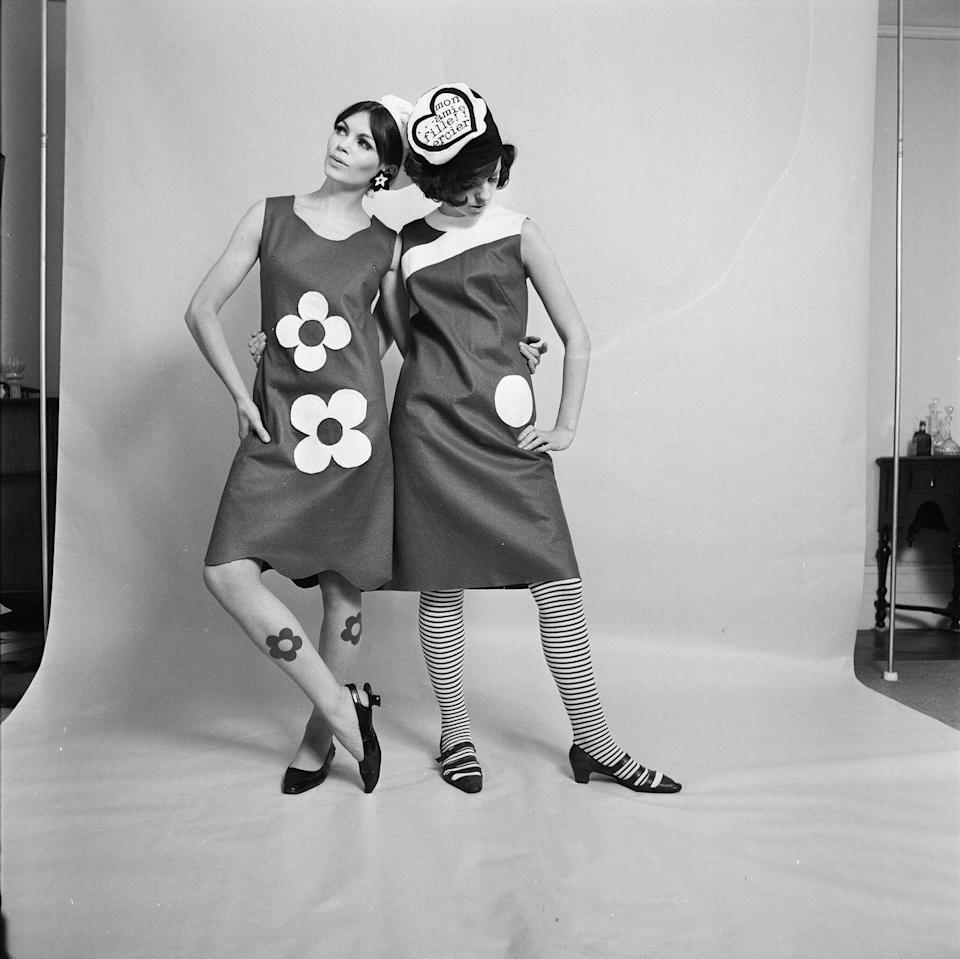 <p>The Swingin' Sixties isn't complete without a Mary Quant-inspired fashion moment. </p>