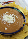 "<p>Other than some spices you have on hand, this easy recipe only requires two ingredients!</p><p>Get the recipe from <a href=""https://www.rebootedmom.com/mexican-bean-dip-instant-pot/"" rel=""nofollow noopener"" target=""_blank"" data-ylk=""slk:Rebooted Mom"" class=""link rapid-noclick-resp"">Rebooted Mom</a>.</p>"
