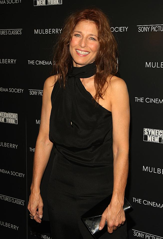 """<a href=""""http://movies.yahoo.com/movie/contributor/1800012212"""">Catherine Keener</a> at the New York premiere of <a href=""""http://movies.yahoo.com/movie/1809873025/info"""">Synecdoche, New York</a> - 1015/2008"""