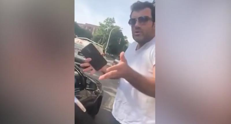 Uber driver who booted 2 kissing women has license suspended