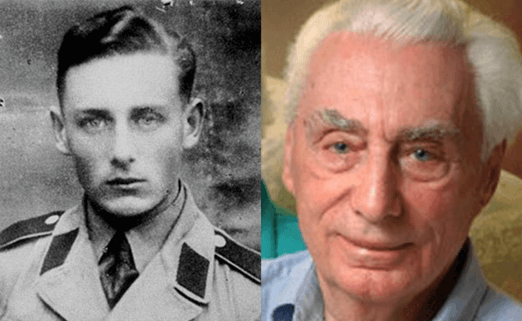 97-year-old Helmut Oberlander had said he worked as an interpreter in a Nazi death squad after receiving death threats  (B'nai Brith Canada website)