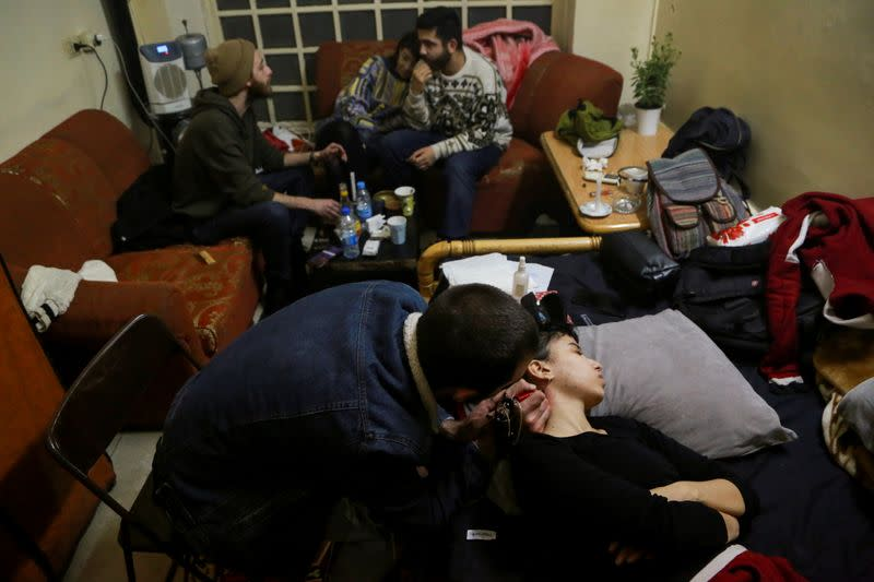 The Wider Image: Generation Crisis: young Syrians come of age in a decade of conflict