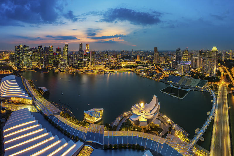 The Weird Reason Singapore Is the World's Most Expensive City