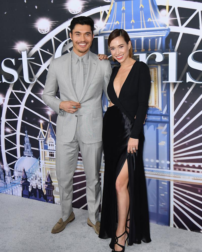 Henry Golding Opened Up About Meeting His Wife for the First Time