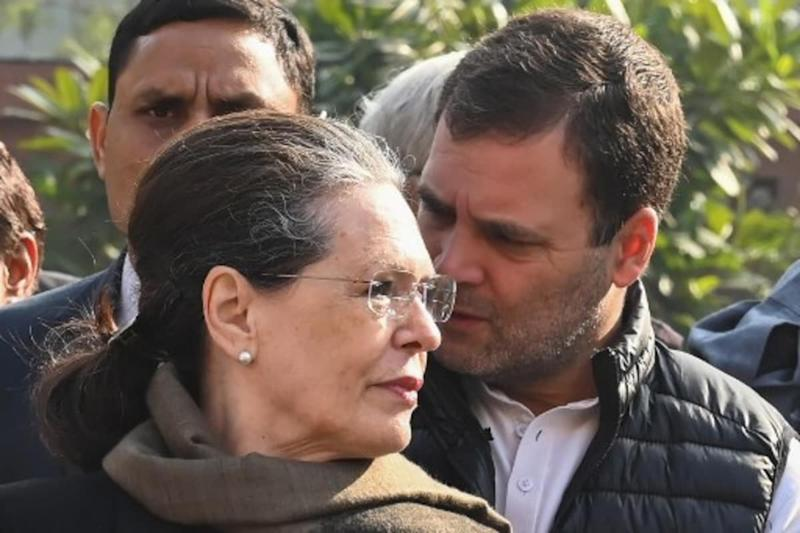Sonia and Rahul Gandhi Return from Abroad after Her Medical Check-up