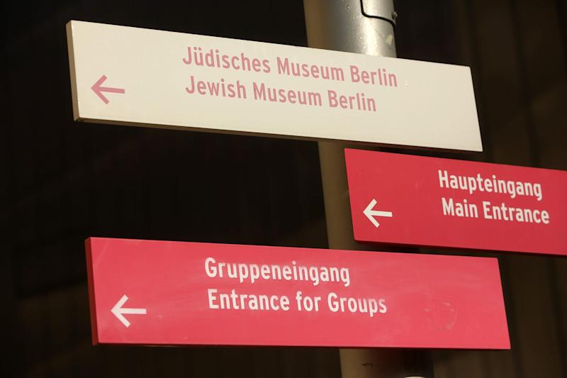World's Toughest Job Is Open at the Berlin Jewish Museum