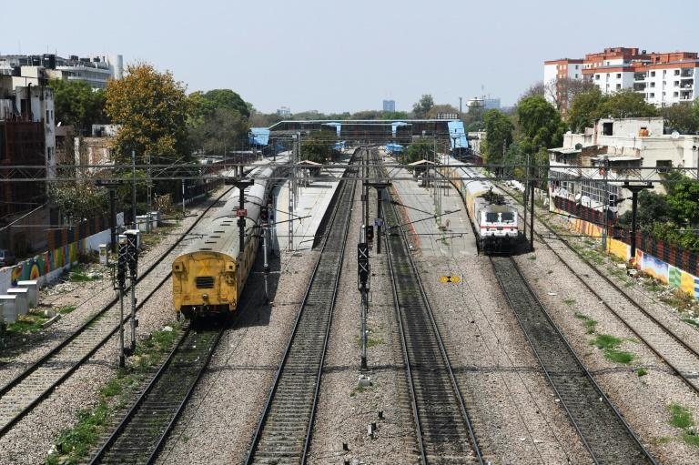 Most train services in India will be halted until March 31