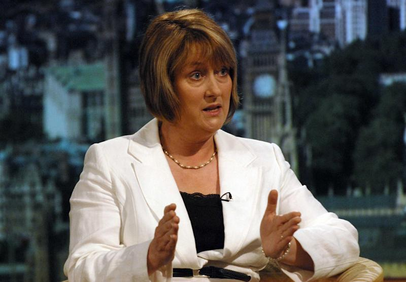 Unimpressed: Jacqui Smith: BBC News & Current Affairs