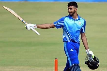 Devdutt Padikkal was the star player for Karnataka in the latest Vijay Hazare and SMAT tournaments.