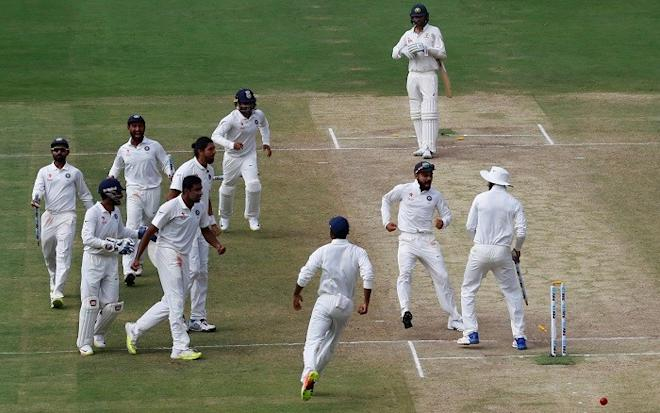 India, Australia, Second Test, Ashwin, Kohli