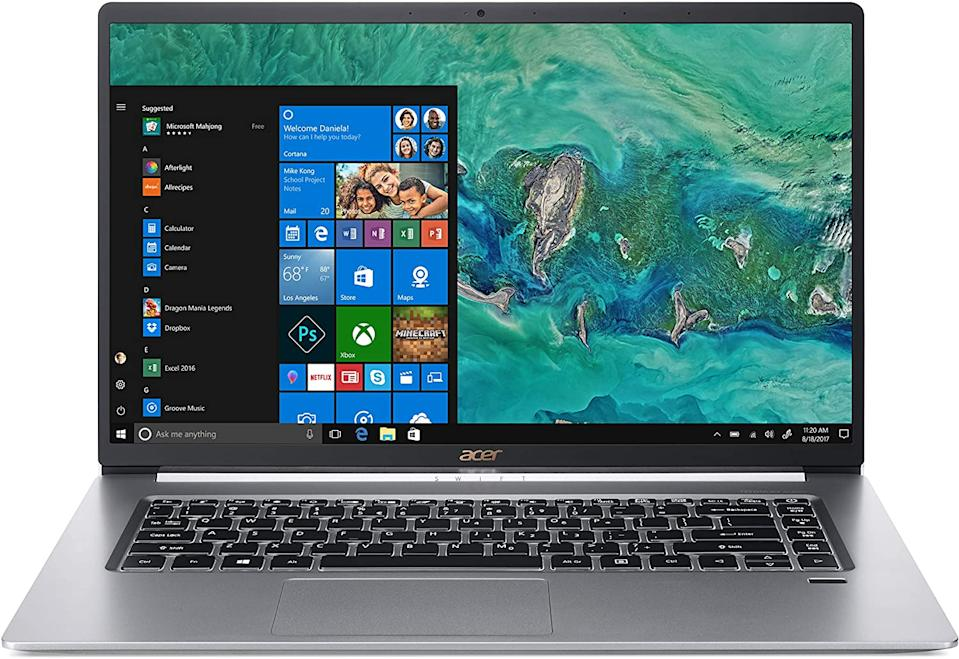 """Acer Swift 5 Ultra Thin and Light, 15.6"""" FHD IPS Touch Screen"""