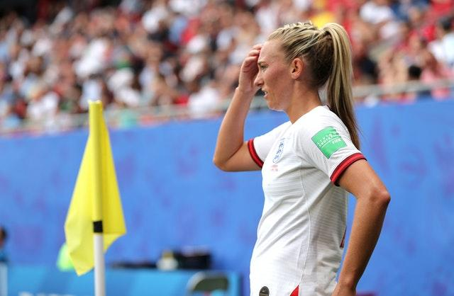 Toni Duggan has not been included in Neville's 28-player squad (Richard Sellers/PA).