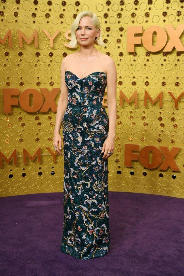 Michelle Williams at Emmys
