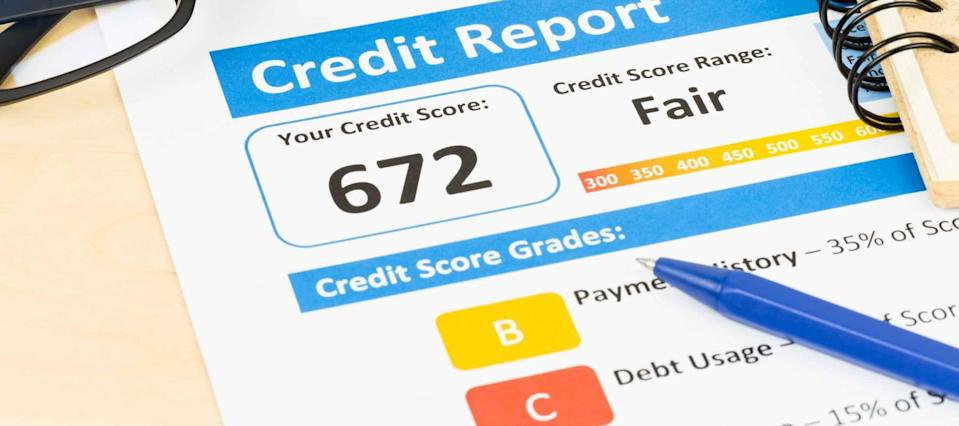 These 5 factors count most toward your credit score
