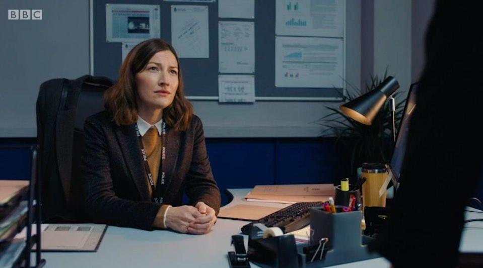 <p>We first meet Jo Davidson in season six (played by Kelly Macdonald), when fans are left questioning her OCG links. </p>