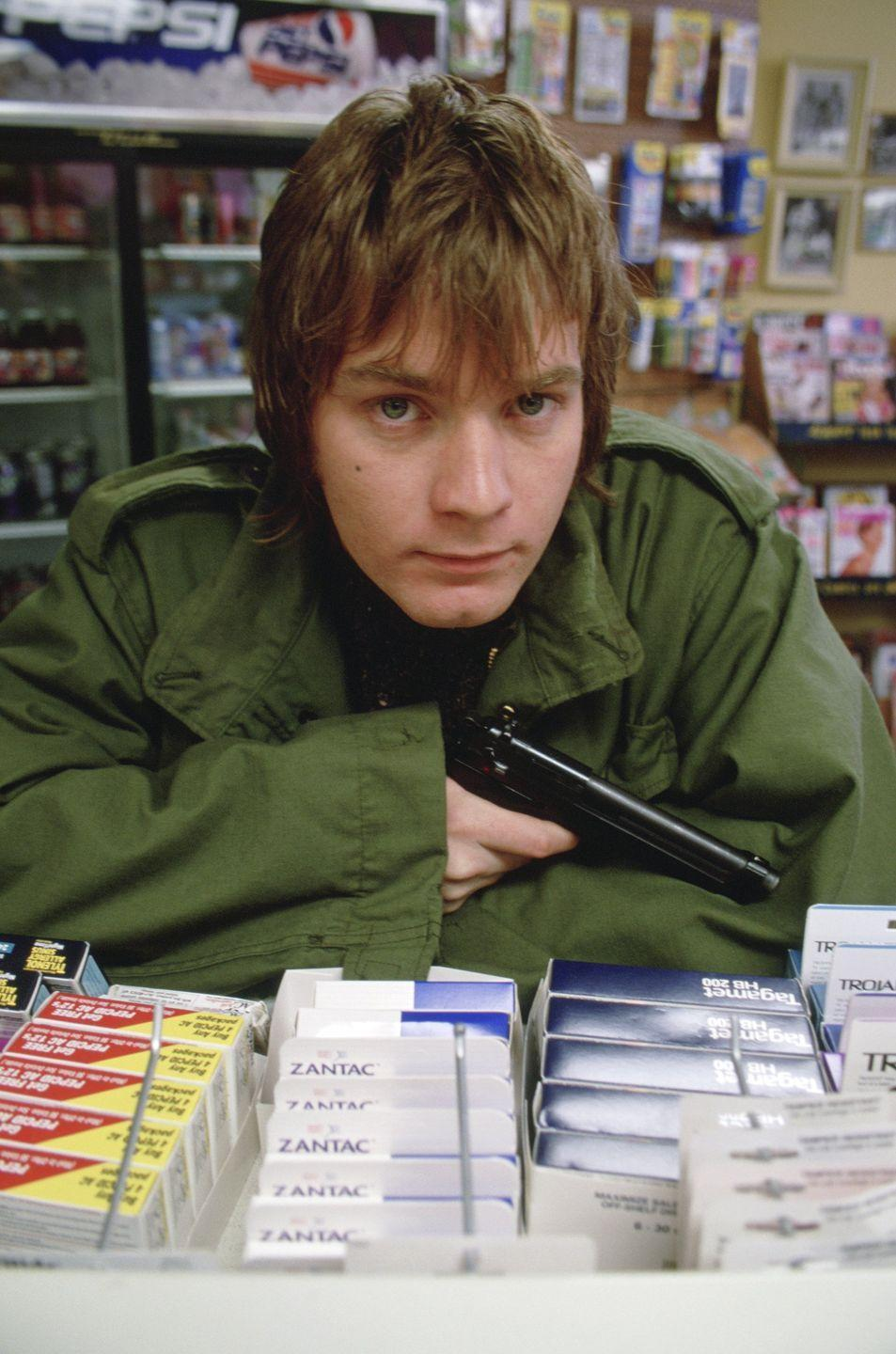 <p>Before his role as Obi-Wan Kenobi was written in the stars, Ewan McGregor guest starred in a particularly tense episode in season 3 of the medical drama. McGregor played Duncan, a gunman in a convenience store robbery who forces Dr. Carol Hathaway (Julianna Margulies) to care for one of the victims. </p>