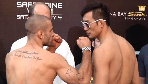 UFC Singapore Fighter Bonuses: Tarec Saffiedine, Hyun Gyu Lim Put on Memorable Main Event