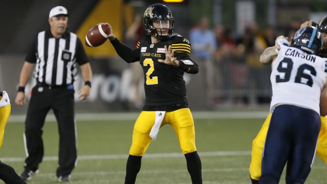 CFL coach thinks Manziel should be in NFL