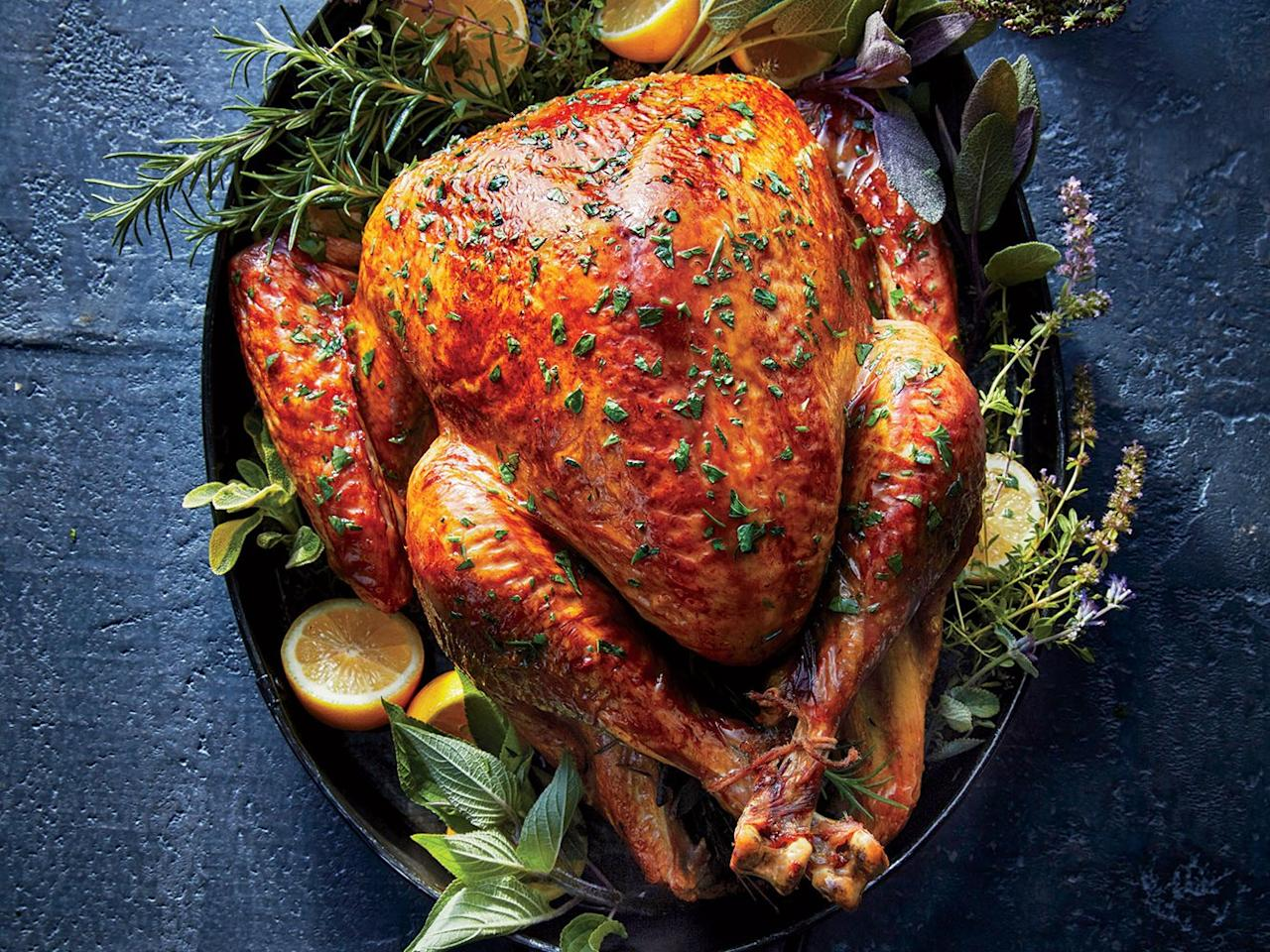 <p>Save yourself a lot of hassle and headache later. Pick up your Thanksgiving bird today.</p>