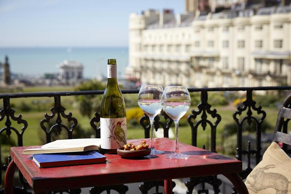 """<p>Hip, buzzy and arty, this beach hotel is just yards from Brighton beach - and oozes the same cool, laidback vibes.</p><p>Soak up the views from your super-stylish room (mini Smeg fridges and freestanding tubs included), sip a Cosmopolitan at the funky cocktail bar and enjoy creative cuisine in the chic restaurant.</p><p>Whether you're travelling alone or with a companion, there's plenty to keep you entertained in Brighton.</p><p>The British Airways i360 observation tower and the fashionable Lanes shopping area are just a walk away from the Artist Residence.</p><p><a href=""""https://www.goodhousekeepingholidays.com/offers/east-sussex-brighton-artist-residence-hotel"""" rel=""""nofollow noopener"""" target=""""_blank"""" data-ylk=""""slk:Read our review of Artist Residence."""" class=""""link rapid-noclick-resp"""">Read our review of Artist Residence.</a></p><p><a class=""""link rapid-noclick-resp"""" href=""""https://go.redirectingat.com?id=127X1599956&url=https%3A%2F%2Fwww.booking.com%2Fhotel%2Fgb%2Fartists-residence.en-gb.html%3Faid%3D1922306%26label%3Dbeach-hotels-uk&sref=https%3A%2F%2Fwww.goodhousekeeping.com%2Fuk%2Flifestyle%2Ftravel%2Fg34584524%2Fbeach-hotels-uk%2F"""" rel=""""nofollow noopener"""" target=""""_blank"""" data-ylk=""""slk:CHECK AVAILABILITY"""">CHECK AVAILABILITY</a></p>"""