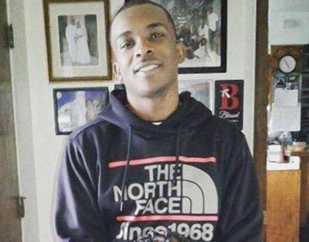 Stephon Clark, a 22-year-old father of two, was shot at 20 times in his own backyard.
