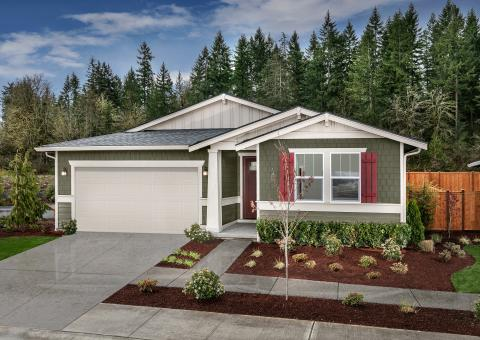 KB Home Announces the Grand Opening of Its First Community of ENERGY STAR® Certified Homes in the Seattle Area