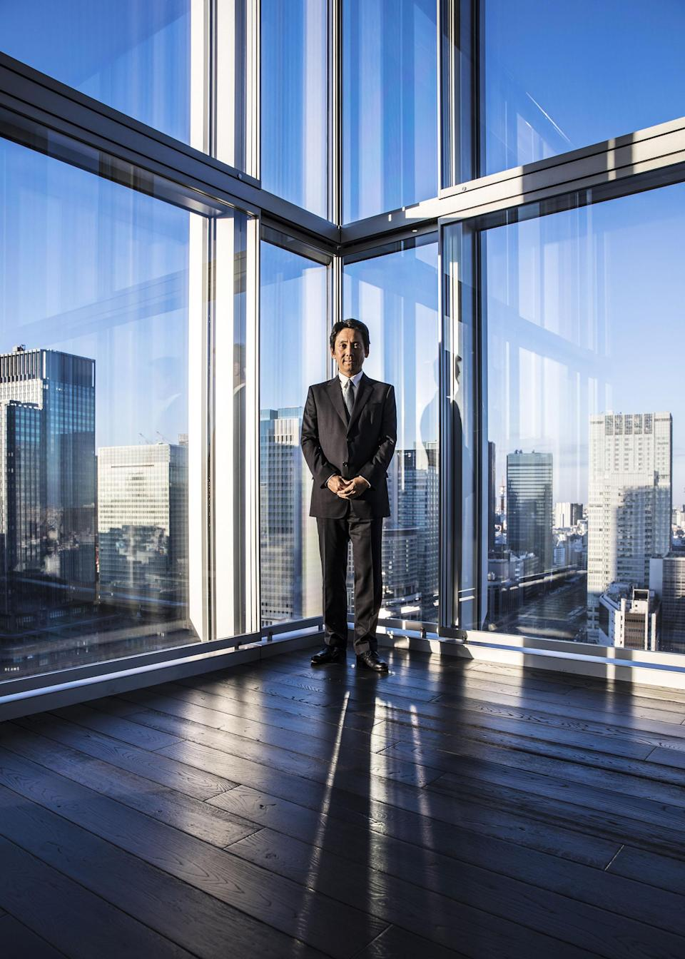 This Company Is Japan's Top Contender for Global Internet Domination
