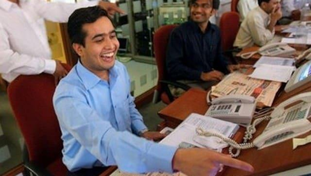 Financial stocks zoom: Sensex rallies over 900 points, Nifty surges to 9,823-level; ICICI Bank, RIL, HDFC among top gainers