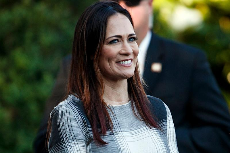 During her time in Arizona, Stephanie Grisham weathered controversial stints with then-Attorney General Tom Horne and House Speaker David Gowan.