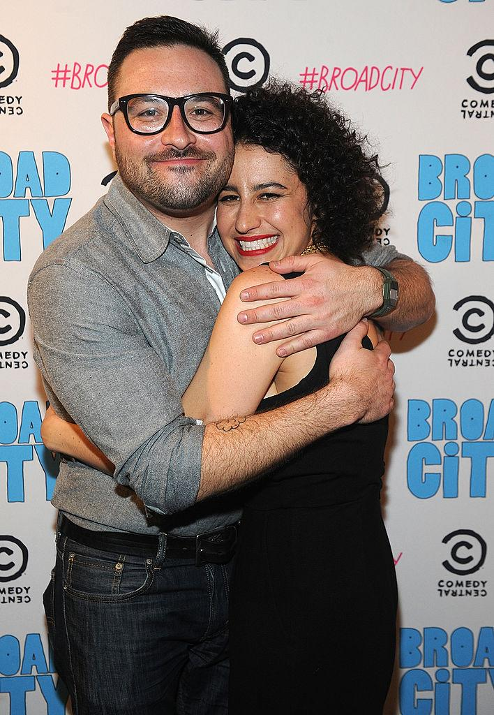Eliot and Ilana Glazer, Broad City